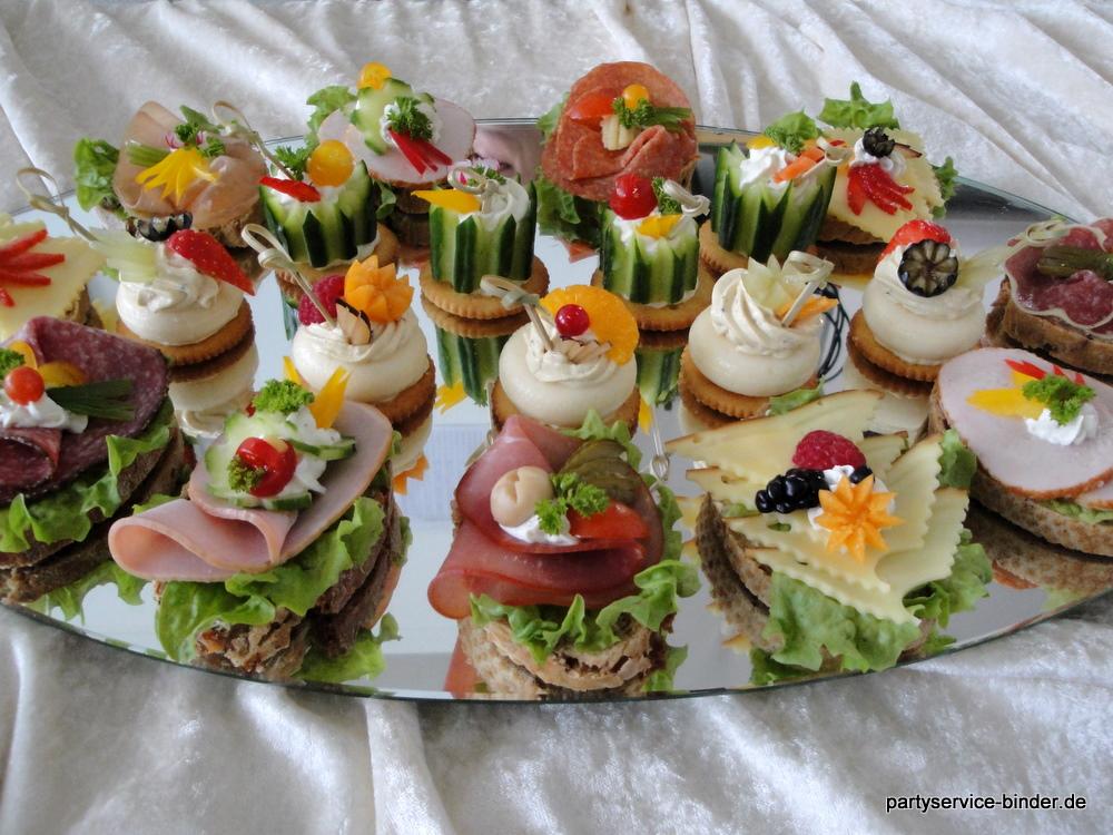 Partyservice Henry Binder - Ihr Partner in Sachen Catering ...